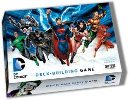 DC Deck-Building Game