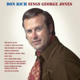 Sings George Jones