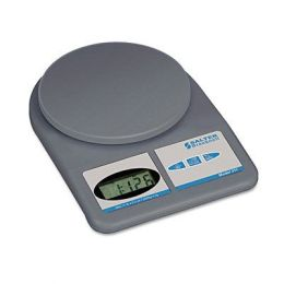 Salter Brecknell 311 Electronic Weight-Only Utility Scale- 11lb Capacity- 5-3/4 Platform