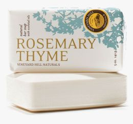 Rosemary Thyme Bar Soap 5oz