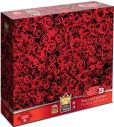 Product Image. Title: Wall Of Flowers Rose Amore 1000pc Puzzle