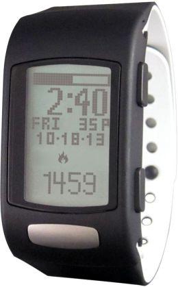 LifeTrak C200 Core Fitness Watch - Black/White