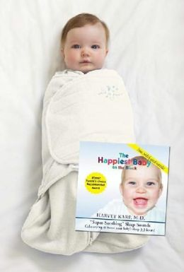 Halo and the Happiest Baby Safe and Sound Sleep Gift Set