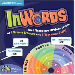 InWords - a Mental Floss Game of Infectious Fun