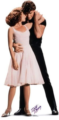 Advanced Graphics 73 Dirty Dancing Life-Size Cardboard Stand-Up