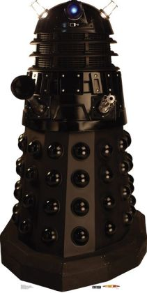Advanced Graphics 880 Dalek Sec Life-Size Cardboard Stand-Up