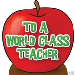 Advanced Graphics 947 Teacher s Appreciation Apple