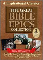 Great Bible Epics Collection (5pc)