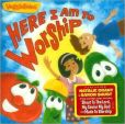 CD Cover Image. Title: Here I Am to Worship, Artist: VeggieTales