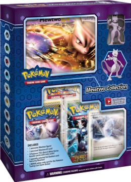 Pokemon Trading Card Game: Mewtwo Box