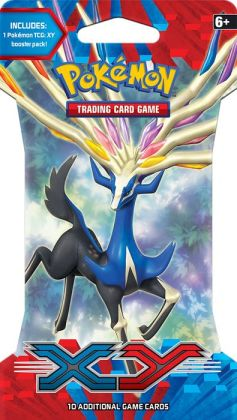 Pokemon TCG: XY1 Sleeved Booster Pack