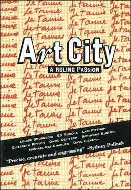 Art City, Vol. 3: A Ruling Passion