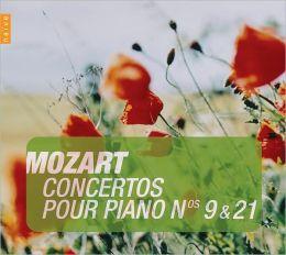 Mozart: Concertos pour Piano Nos. 9 & 21