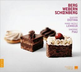 Berg, Webern, Schoenberg