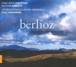 Berlioz: Les Nuits d'été; Harold en Italie