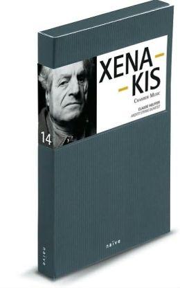 Iannis Xenakis 1 - Chamber Music: 1955-1990