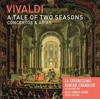 Vivaldi: A Tale of Two Seasons - Concertos & Arias