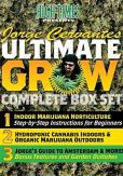 Video/DVD. Title: Jorge Cervantes' Ultimate Grow Complete Box Set