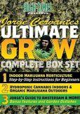 Video/DVD. Title: Jorge Cervantes' Ultimate Grow Complete Box Set