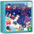 Product Image. Title: Mini Puzzle- Hello Santa