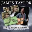 CD Cover Image. Title: Feel the Moonshine: Live, Artist: James Taylor