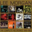 CD Cover Image. Title: The Complete Recordings: 1956-1962, Artist: Lee Morgan