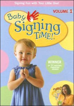 Baby Signing Time!, Vol. 1