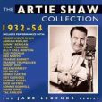 CD Cover Image. Title: The Artie Shaw Collection: 1932-1954, Artist: Artie Shaw