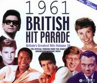 1961 British Hit Parade, Pt. 2: April-September