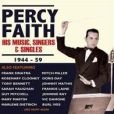 CD Cover Image. Title: His Music, Singers & Singles, 1944-59, Artist: Percy Faith