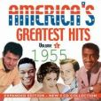 CD Cover Image. Title: America's Greatest Hits, Vol. 6: 1955