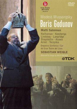 Boris Godunov (Gran Teatre del Liceu)