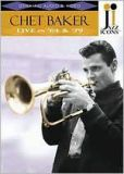 Video/DVD. Title: Jazz Icons: Chet Baker - Live in '64 and '79