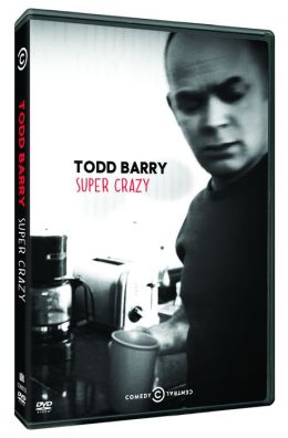 Todd Barry: Super Crazy