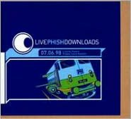 Live Phish: 07.06.98 Lucerna Theatre Prague, Czech Republic