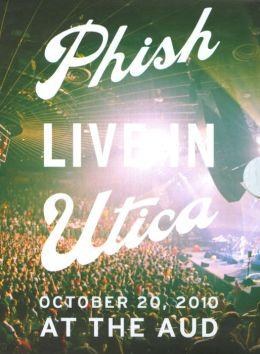 Phish: Live in Utica