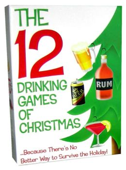 12 Drinking Games of Christmas: Because there's no Better Way to Survive the Holiday!