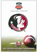 2014 Vizio BCS National Championship Game
