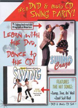 Swing Craze - DVD and Audio CD Set
