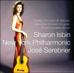 Rodrigo: Concierto de Aranjuez / Villa-Lobos: Guitar Concerto / Ponce: Concierto del sur