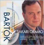 Bartók: Concerto for Orchestra, Concerto for Two Pianos & Percussion, Romanian Dances