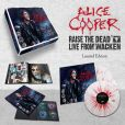 CD Cover Image. Title: Raise the Dead: Live from Wacken [LP/CD/DVD], Artist: Alice Cooper