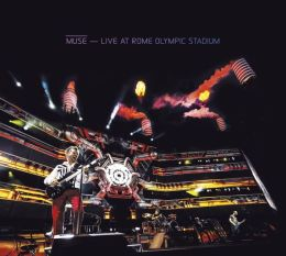 Live at Rome Olympic Stadium [CD/DVD]