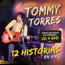 12 Historias en Vivo [CD/DVD]
