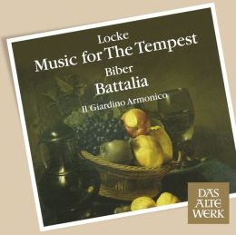 Locke: Music for the Tempest; Biber: Battalia