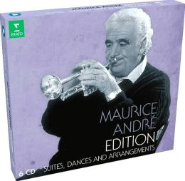 Maurice André Edition: Suites, Dances and Arrangements