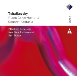 Tchaikovsky: The Piano Concertos