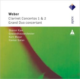Weber: Clarinet Concerto 1 & 2; Grand Duo Concertant