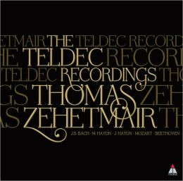 Thomas Zehetmair: The Teldec Recordings