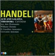 Handel: Acis and Galatea, Theodora, Cantatas [Box Set]